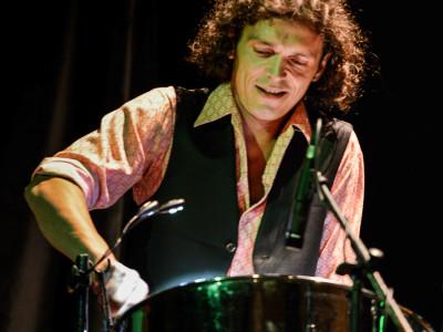 Max Castlunger - Steel Pan